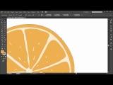 Курс по векторному рисованию в Illustrator для начинающих. Урок 4