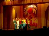 25 Стеденческая весна КВН МаГУ-танец
