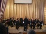 концерт джазовой музыки. Музыканты с  башкирской государственной филармонии.